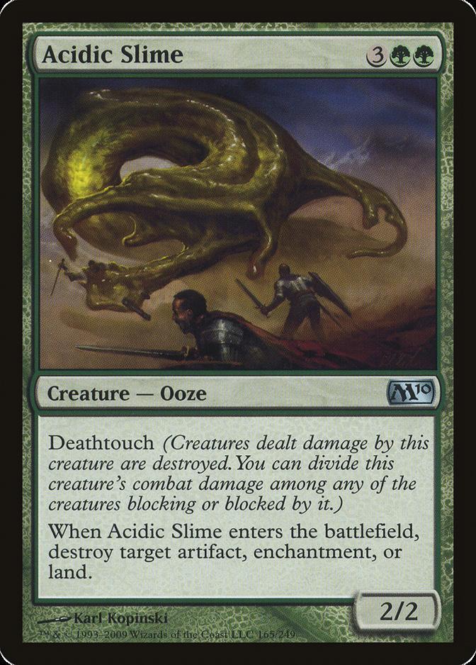 Acidic Slime [M10]