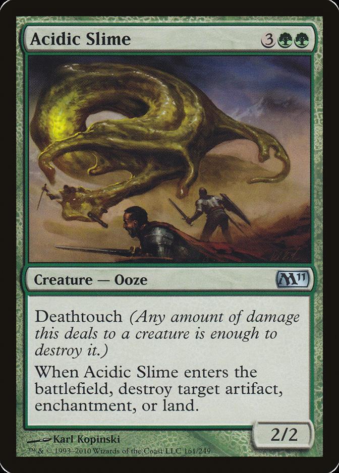 Acidic Slime [M11]