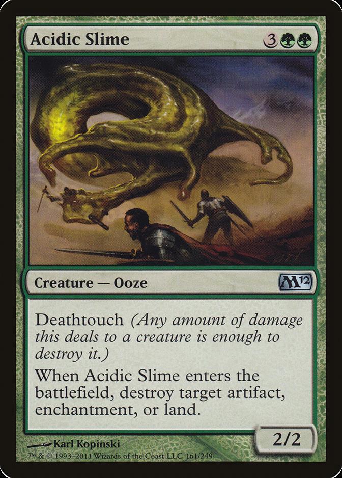 Acidic Slime [M12]