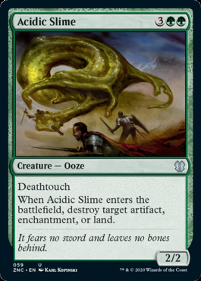 Acidic Slime [ZNC]