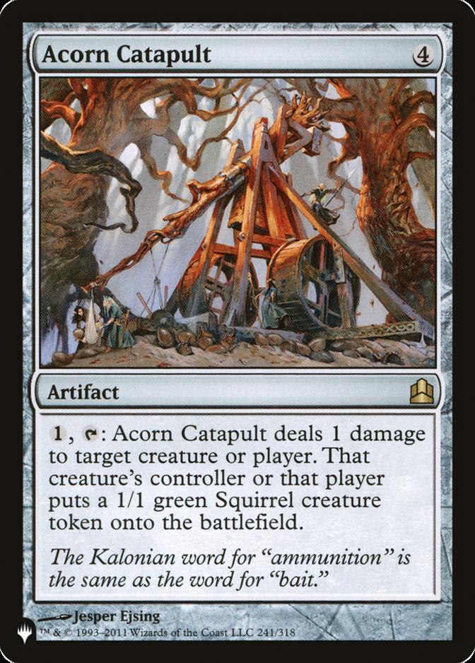 Acorn Catapult [PLIST]