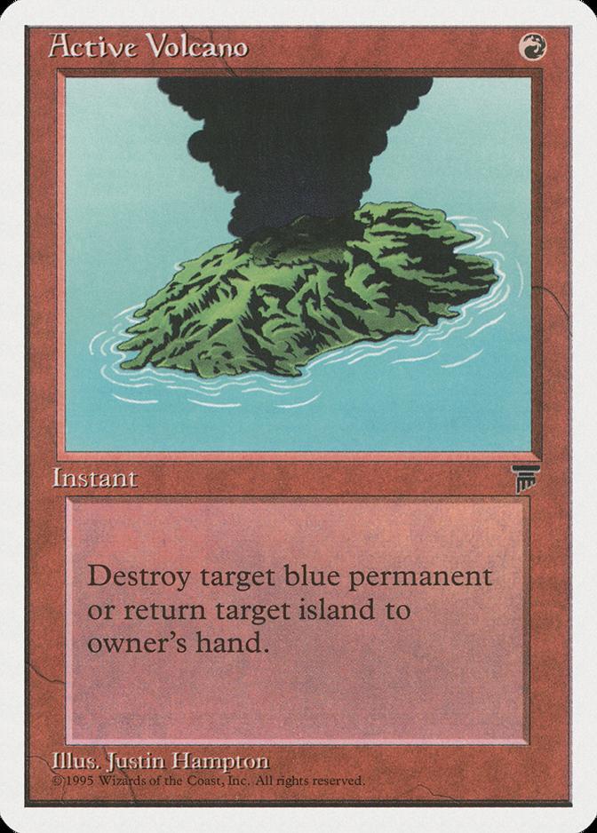 Active Volcano [CHR]