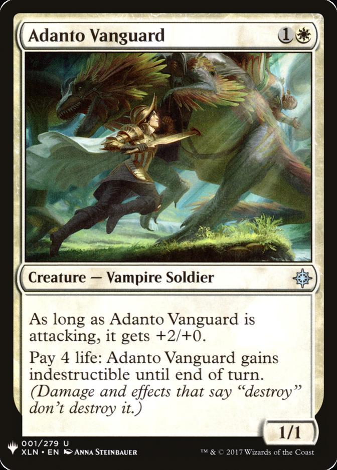 Adanto Vanguard [MB1]