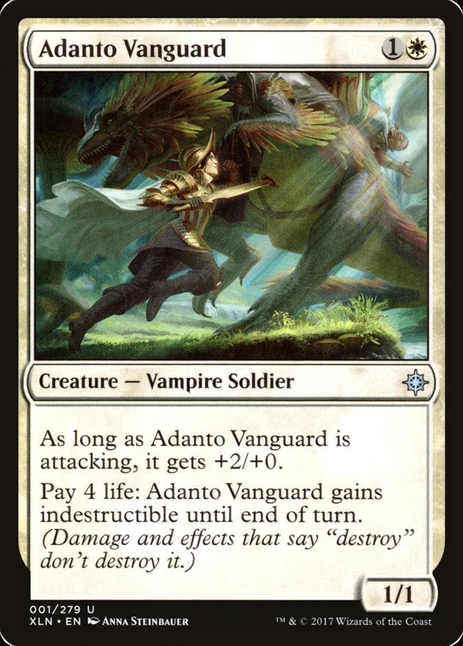 Adanto Vanguard [XLN]