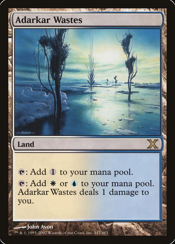 Adarkar Wastes [10E]