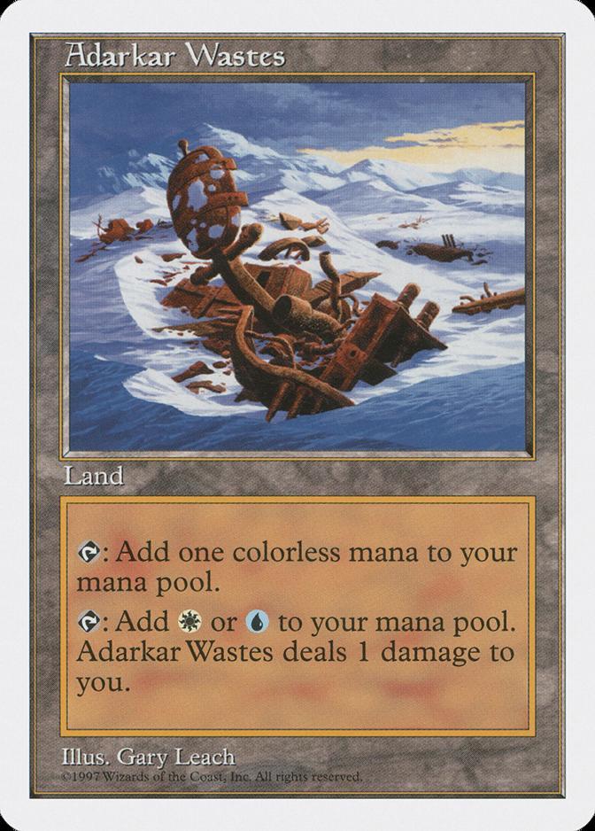 Adarkar Wastes [5ED]
