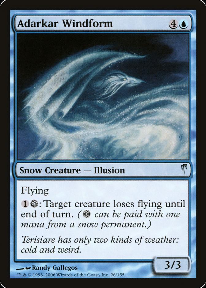 Adarkar Windform [CSP] (F)