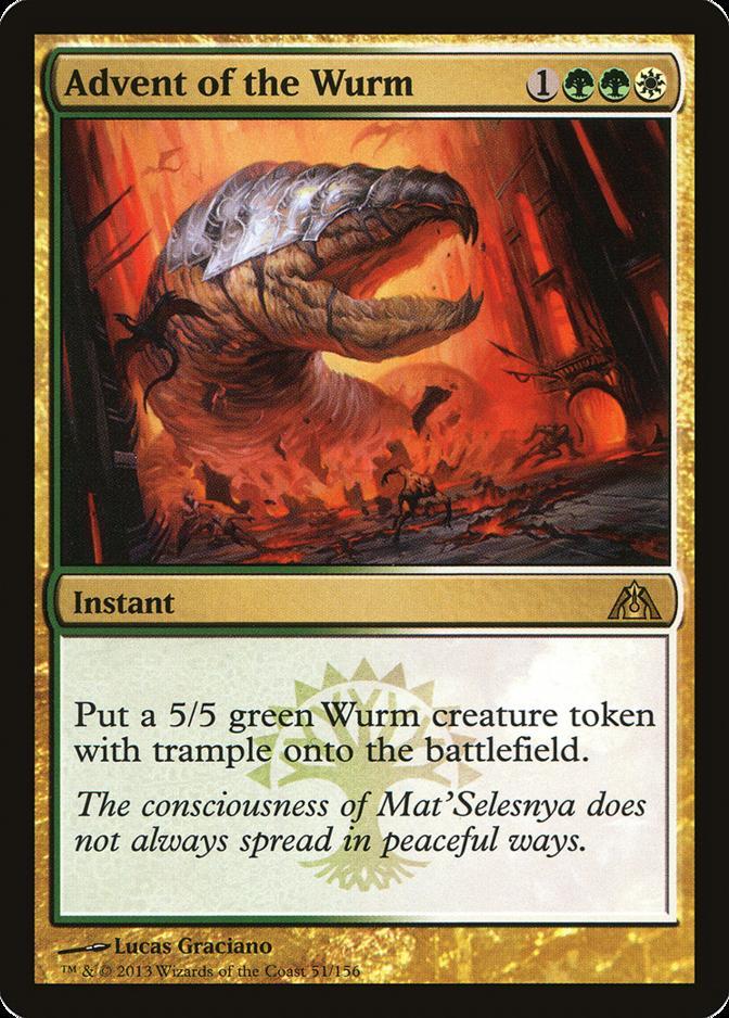 Advent of the Wurm [DGM]