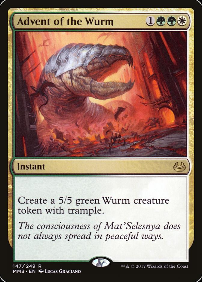 Advent of the Wurm [MM3]