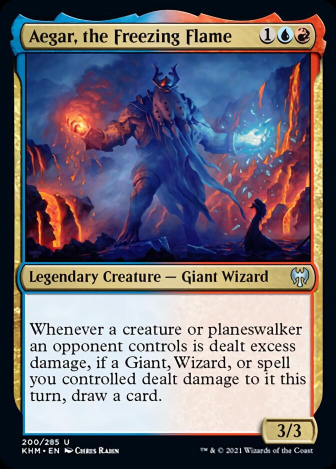 Aegar, the Freezing Flame [KHM]