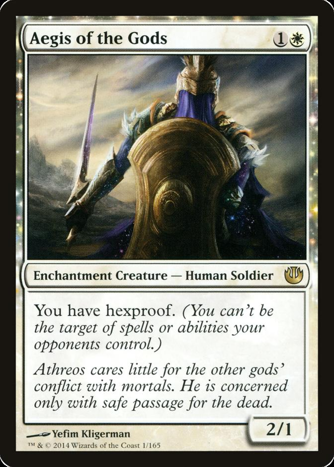 Aegis of the Gods [JOU]