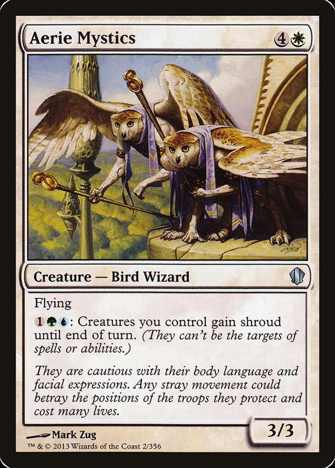 Aerie Mystics [C13]