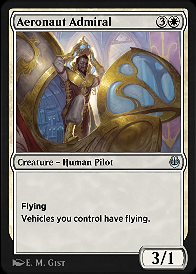 Aeronaut Admiral [KLR]