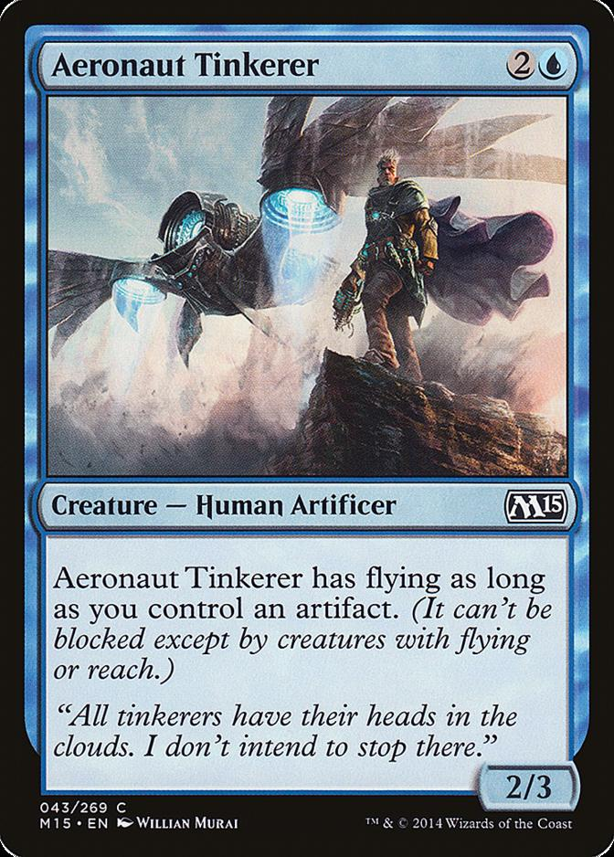 Aeronaut Tinkerer [M15]