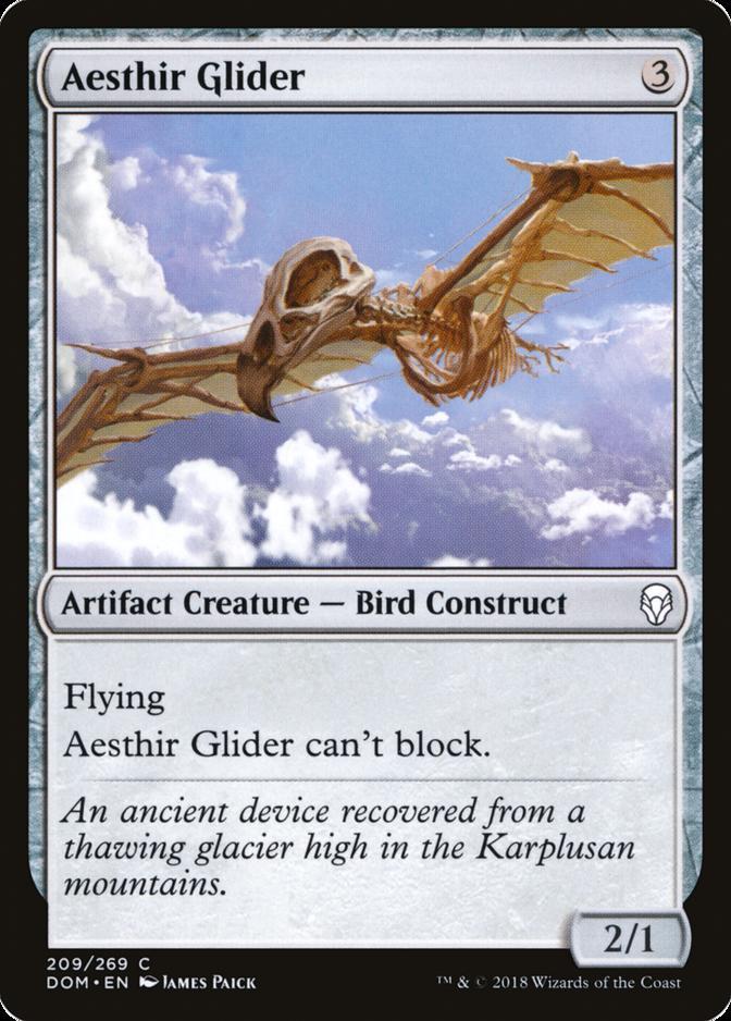 Aesthir Glider [DOM]