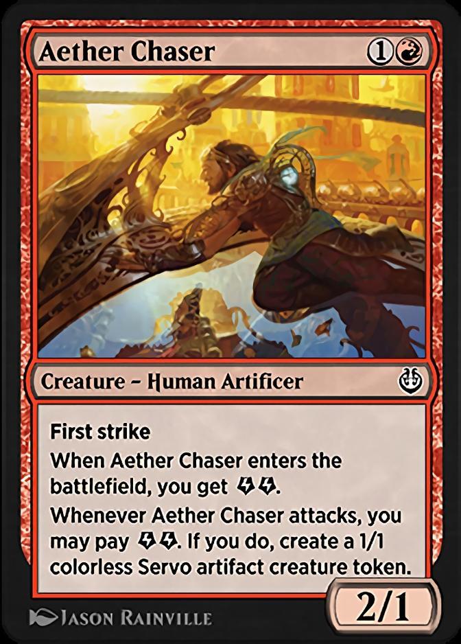 Aether Chaser [KLR]