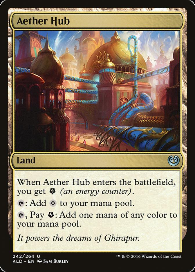 Aether Hub [KLD]
