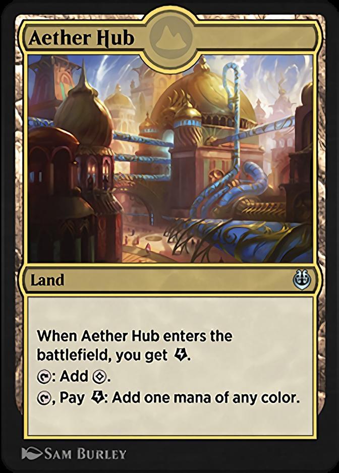 Aether Hub [KLR]