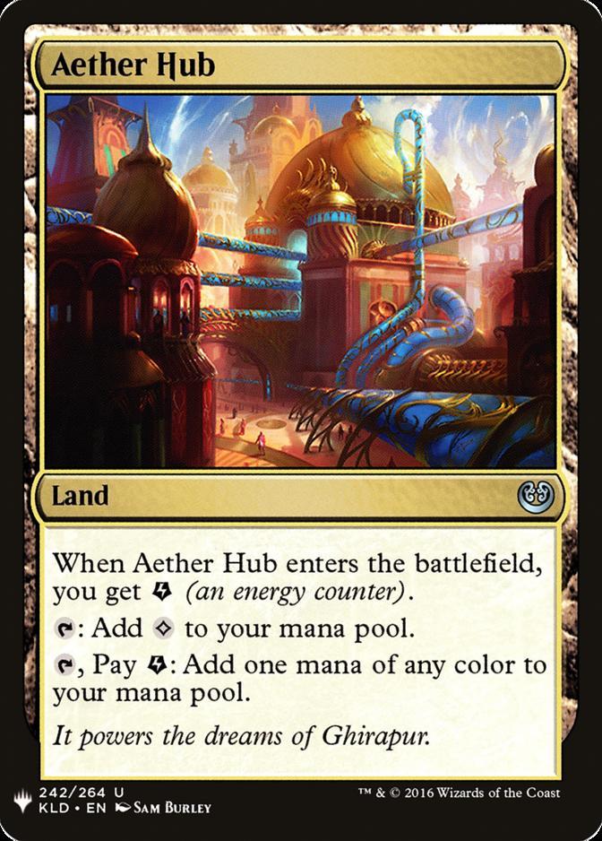 Aether Hub [MB1]