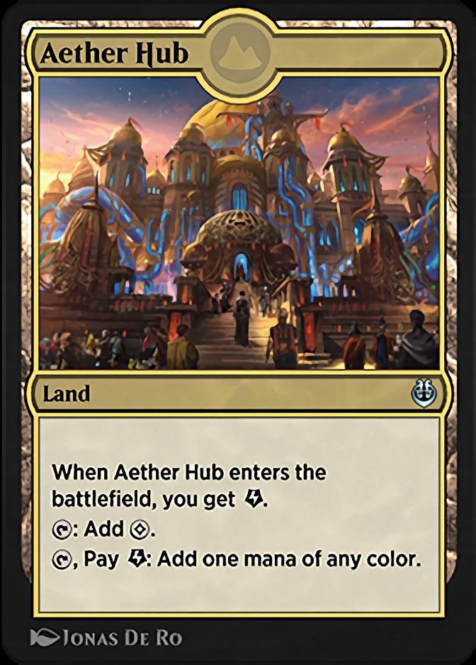 Aether Hub <masterpiece> [KLR]