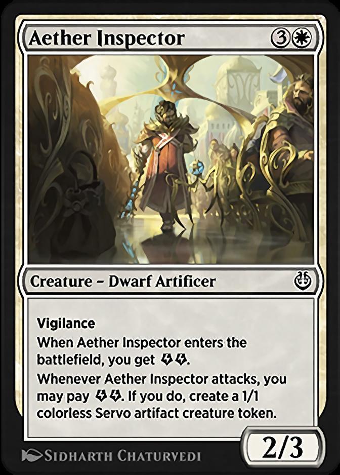 Aether Inspector [KLR]
