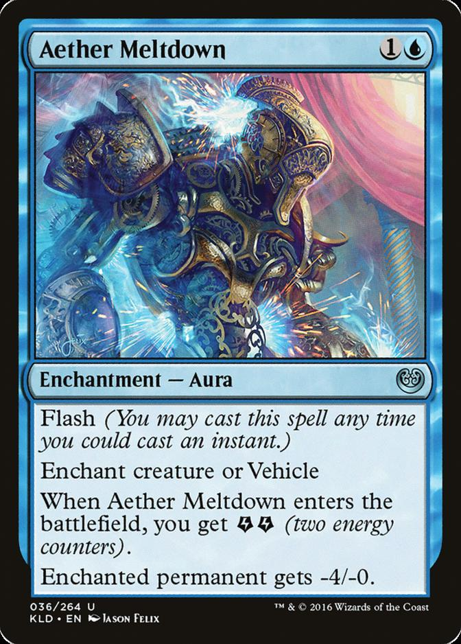 Aether Meltdown [KLD]
