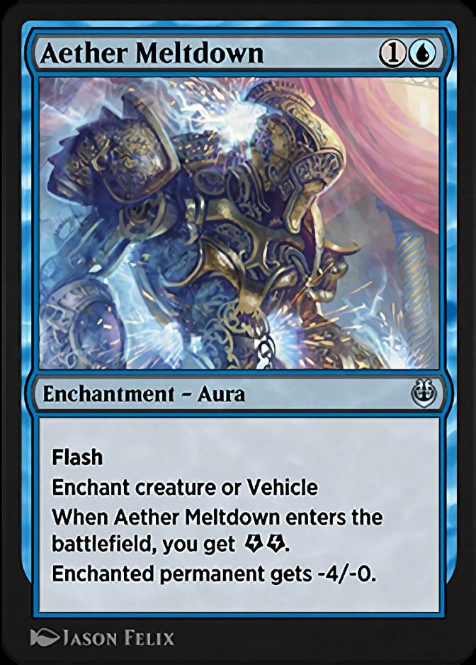 Aether Meltdown [KLR]