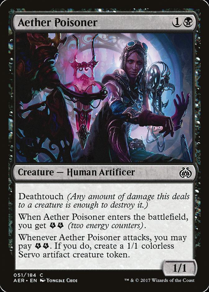Aether Poisoner [AER]