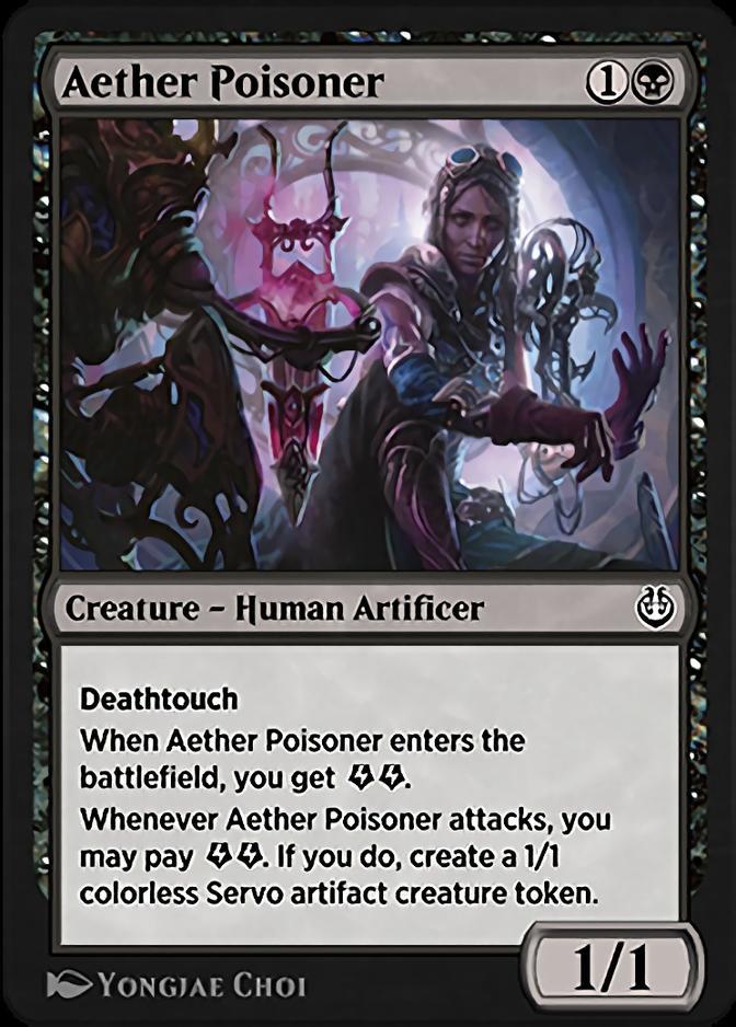 Aether Poisoner [KLR]