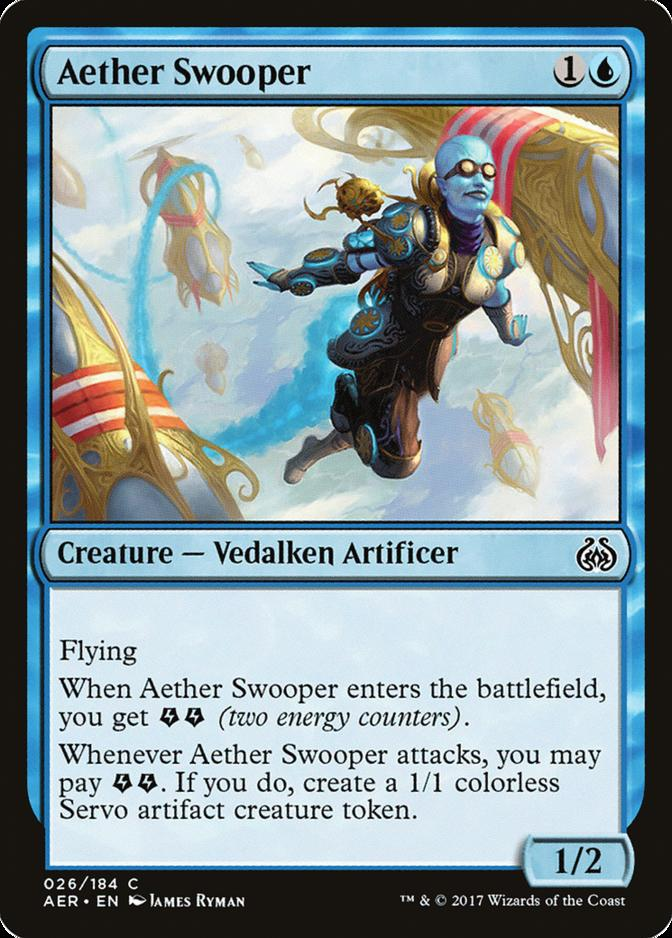 Aether Swooper [AER] (F)