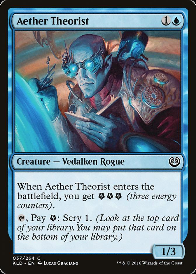 Aether Theorist [KLD]