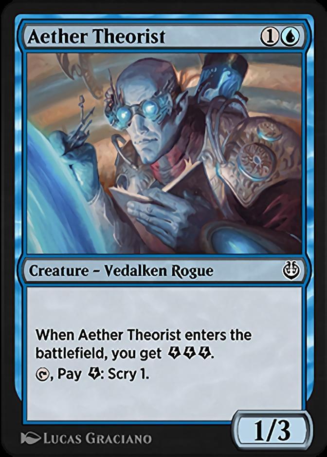 Aether Theorist [KLR]
