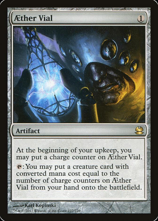 Aether Vial [MMA] (F)