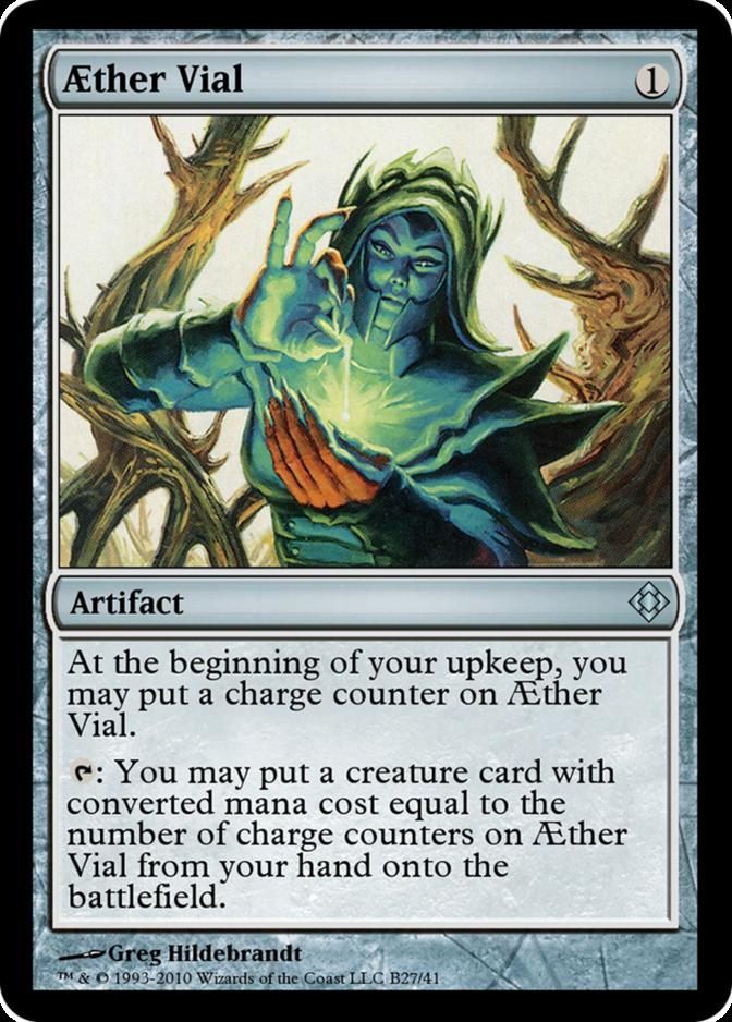 Aether Vial [TD0]