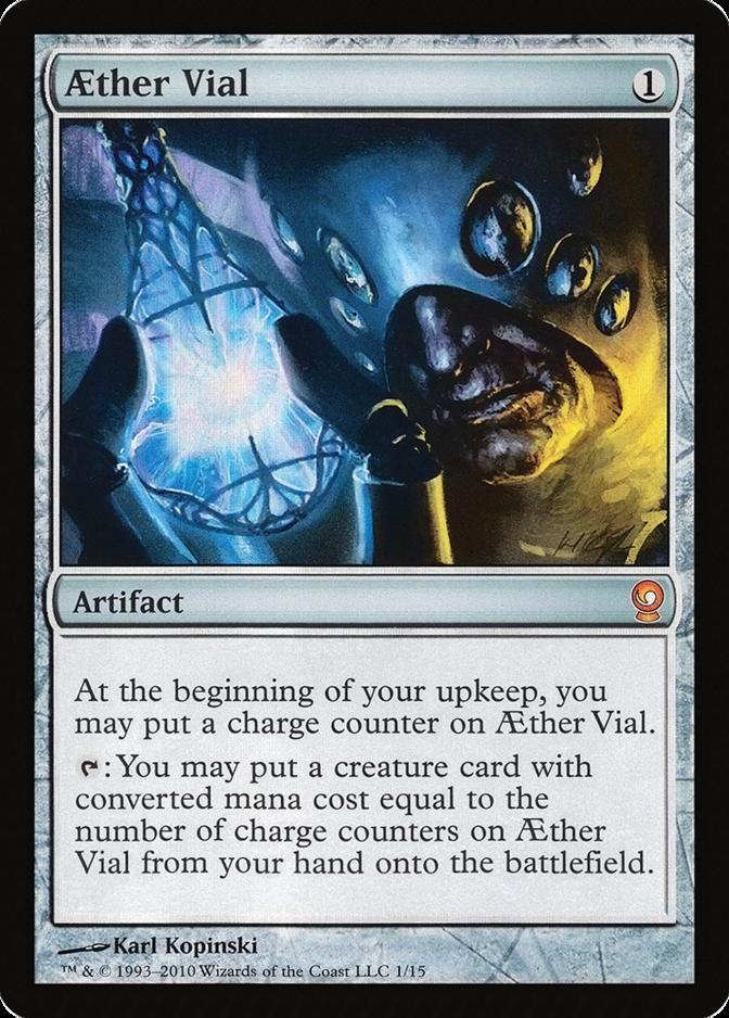 Aether Vial [V10] (F)