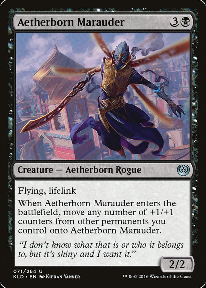 Aetherborn Marauder [KLD]
