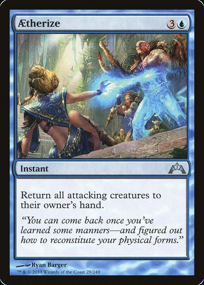 Aetherize [GTC]