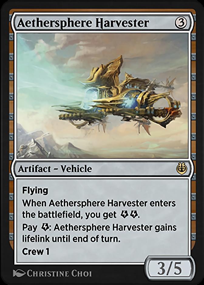 Aethersphere Harvester [KLR]