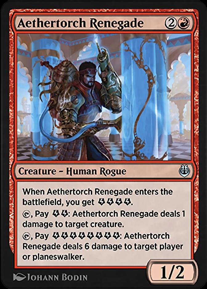 Aethertorch Renegade [KLR]