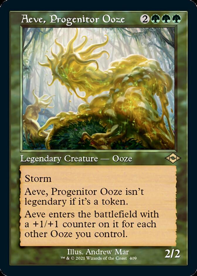 Aeve, Progenitor Ooze <retro> [MH2]