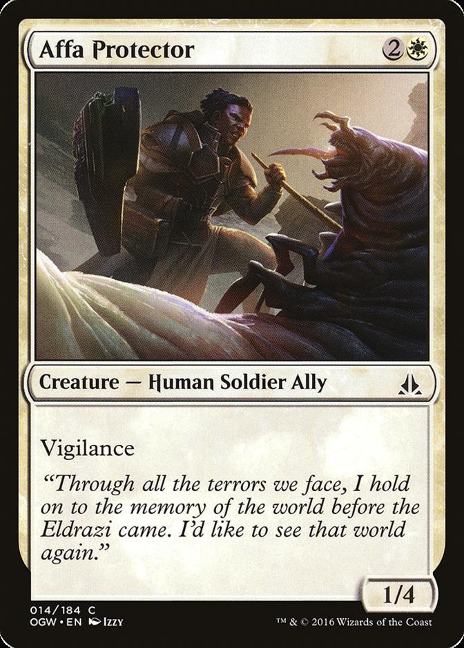 Affa Protector [OGW]