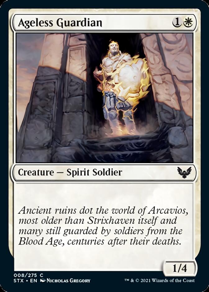 Ageless Guardian [STX]