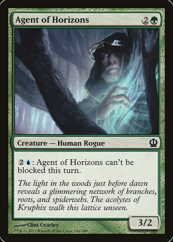 Agent of Horizons [THS]