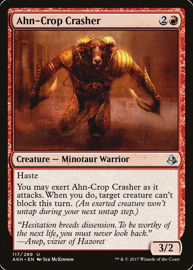 Ahn-Crop Crasher [AKH]
