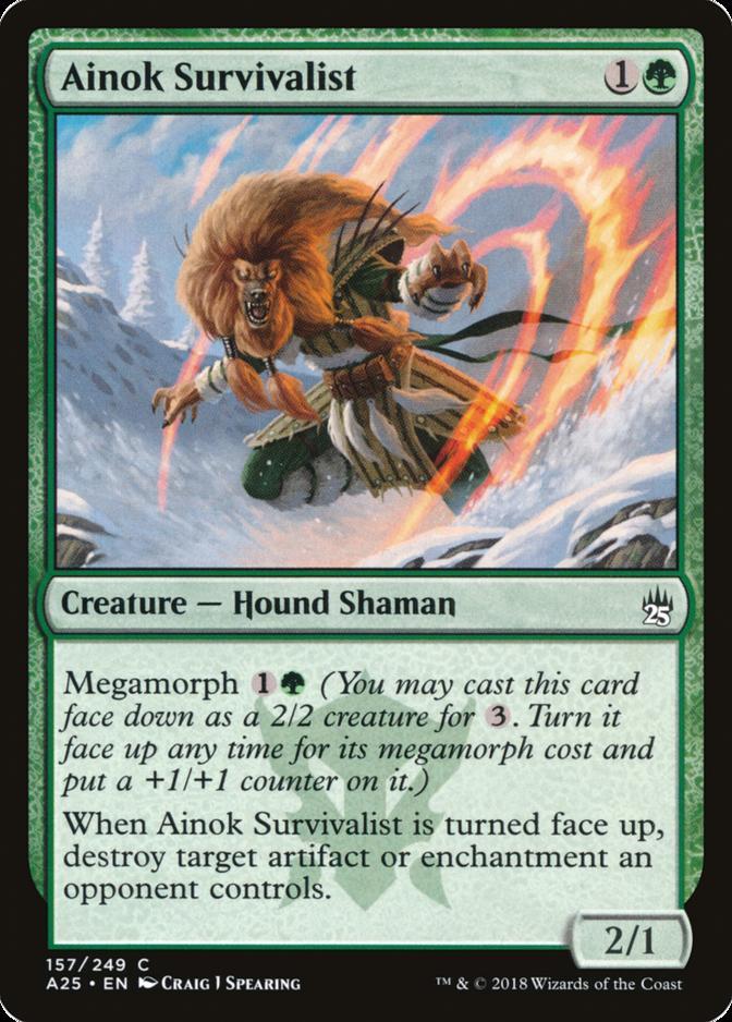 Ainok Survivalist [A25]