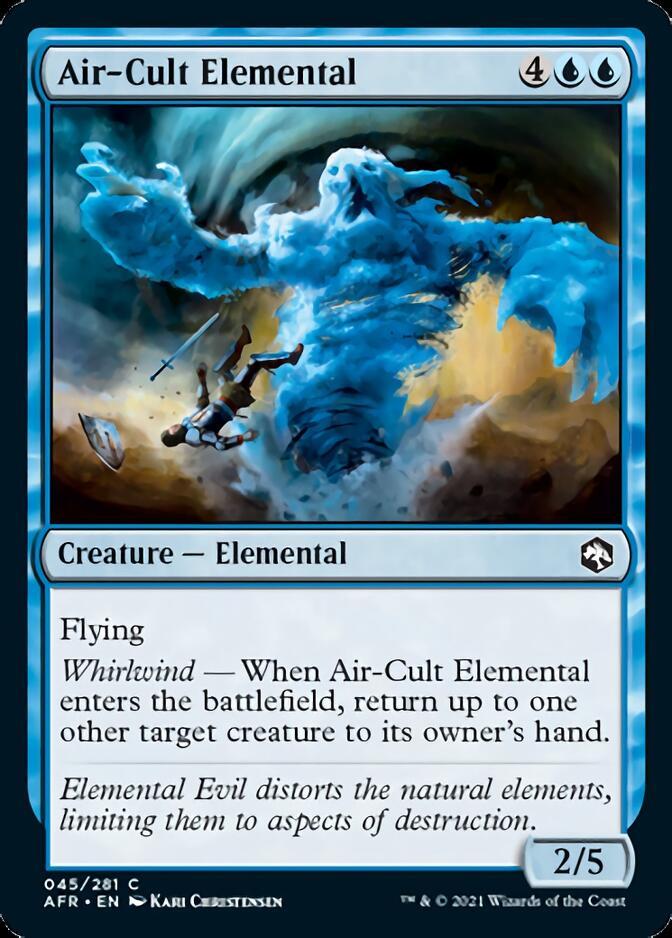 Air-Cult Elemental [AFR]
