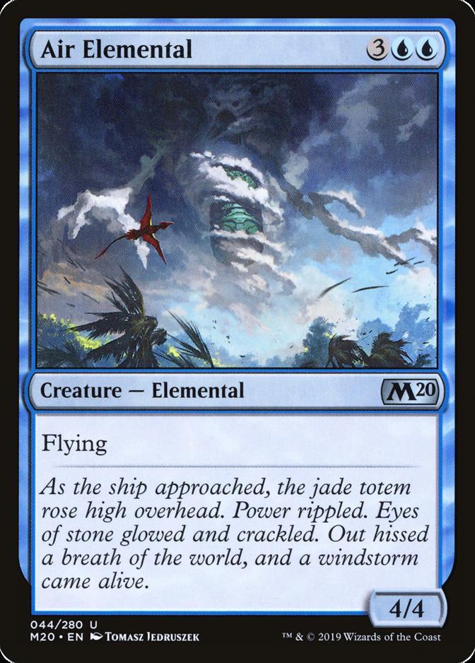 Air Elemental [M20]