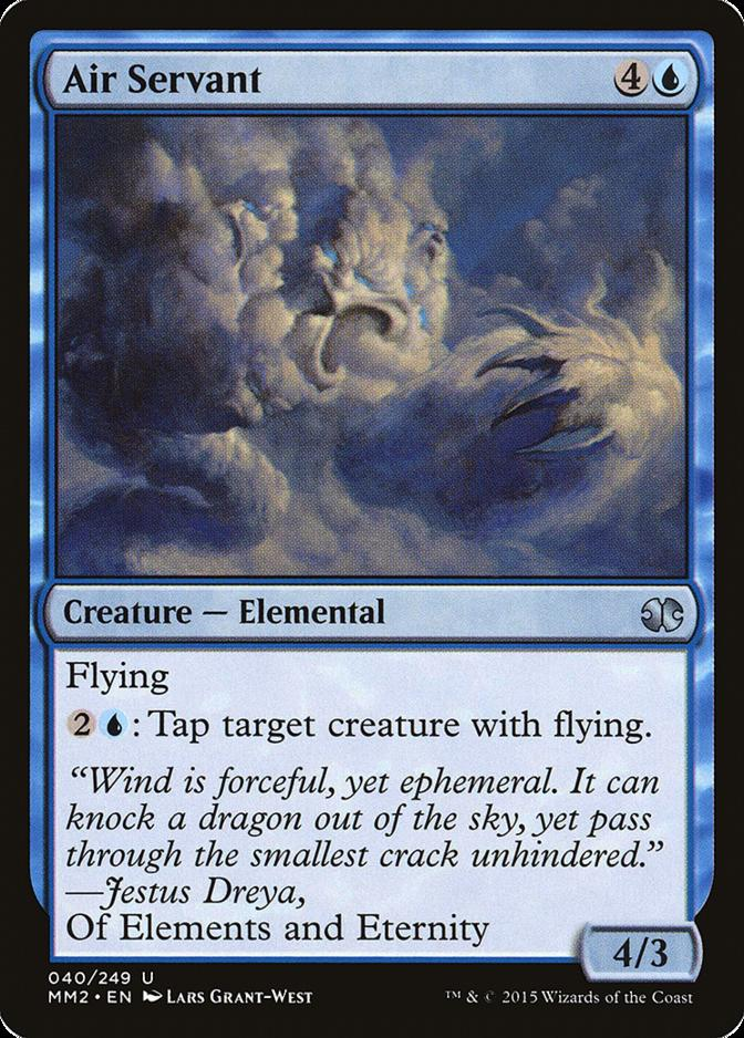 Air Servant [MM2] (F)