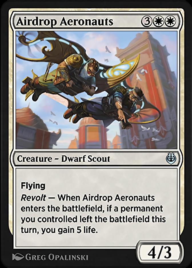 Airdrop Aeronauts [KLR]
