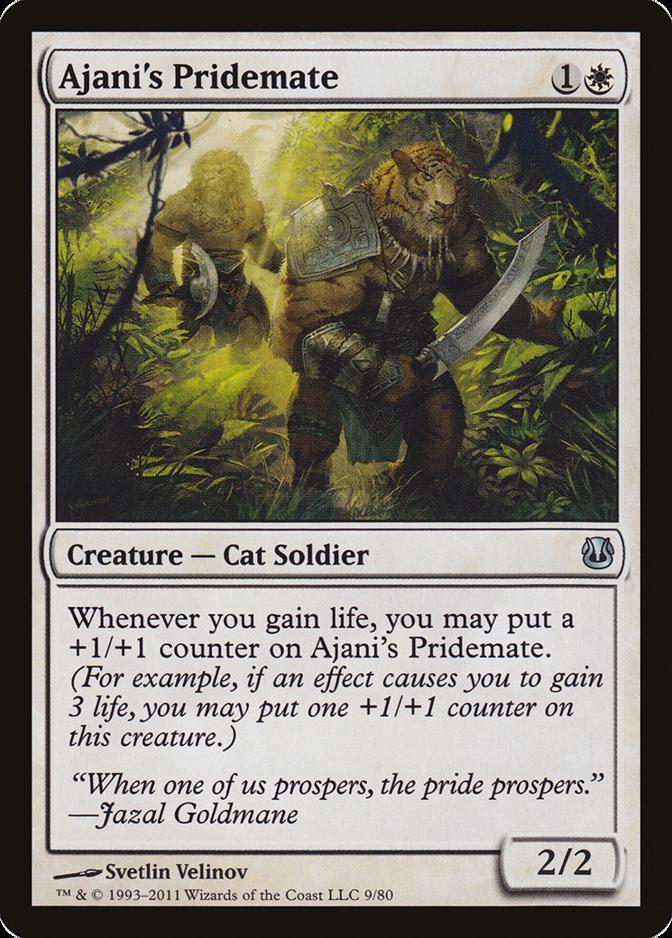 Ajani's Pridemate [DDH]